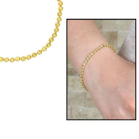 Tesbihane - Özel Tasarım 925 Ayar Gümüş Bayan Bileklik