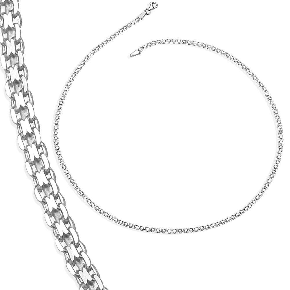 925 Ayar Gümüş Zincir (Model-3)