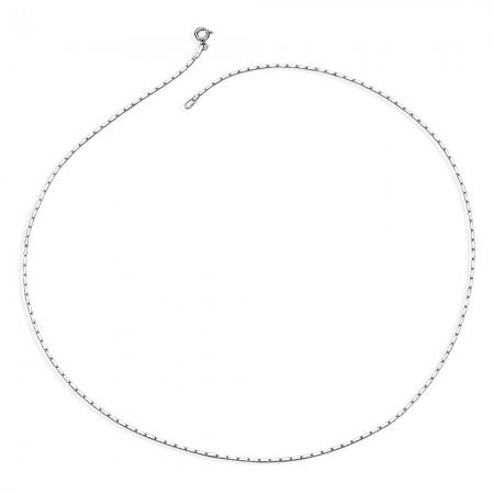 925 Ayar Gümüş Zincir (Model-4) - Thumbnail