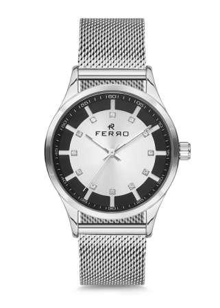 FERRO - Bayan Ferro HASIR Saat - F51374-428-A2