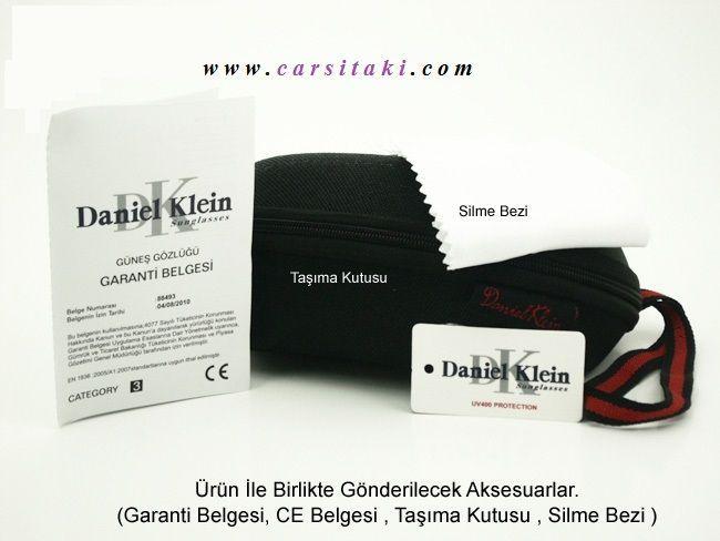Daniel Klein Bayan Güneş Gözlüğü - DK2235ST-1