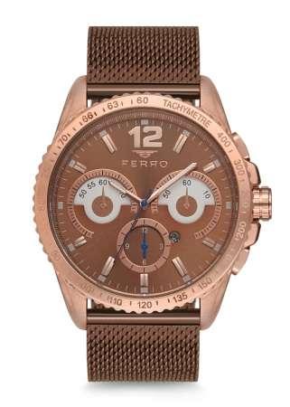 FERRO - Erkek Ferro HASIR Saat - F14173C-675-C