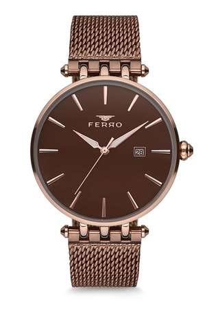 FERRO - Erkek Ferro HASIR Saat - F40025C-027-F