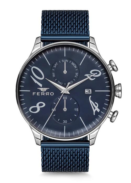 Erkek Ferro HASIR Saat - F40046-103-L