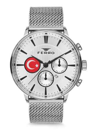 FERRO - Erkek Ferro HASIR Saat - F81317C-891-A