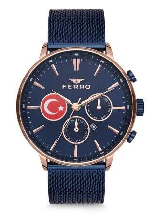 FERRO - Erkek Ferro HASIR Saat - F81317C-891-T