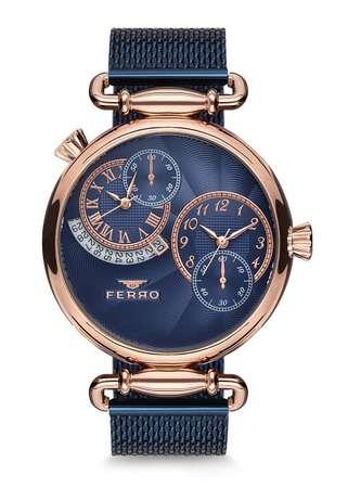 FERRO - Erkek Ferro HASIR Saat - F81686C-959-T