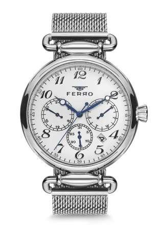 FERRO - Erkek Ferro HASIR Saat - F81686SC-843-A