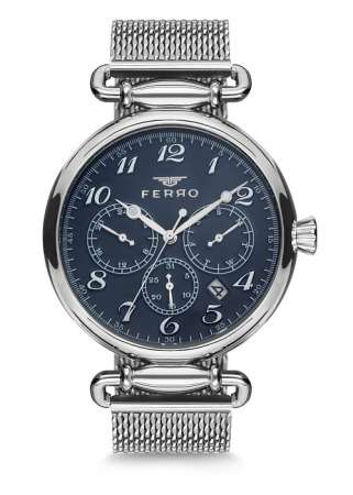 FERRO - Erkek Ferro HASIR Saat - F81686SC-843-A2