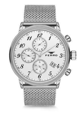 FERRO - Erkek Ferro HASIR Saat - F81837C-819-A