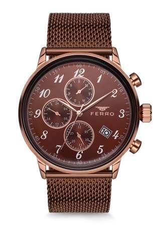 FERRO - Erkek Ferro HASIR Saat - F81837C-819-S