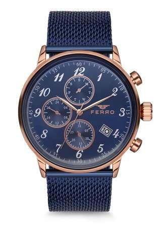 FERRO - Erkek Ferro HASIR Saat - F81837C-819-T