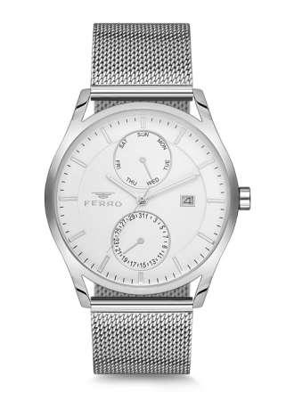 FERRO - Erkek Ferro HASIR Saat - F81840C-837-A
