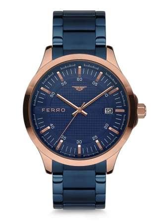 FERRO - Erkek Ferro METAL Saat - F81771A-829-T