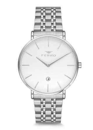 FERRO - Erkek Ferro METAL Saat - F81796A-824-A
