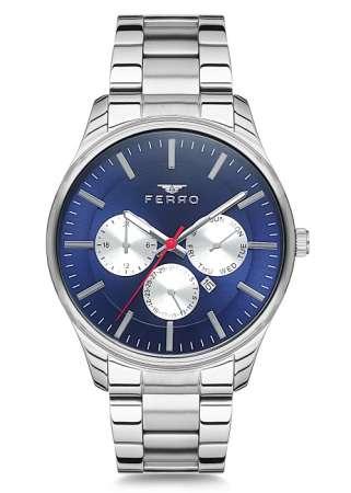 FERRO - Erkek Ferro METAL Saat - F81875A-808-A2