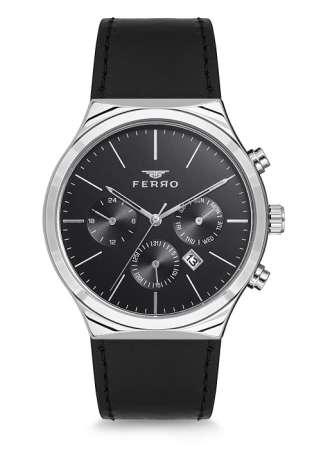FERRO - Erkek Ferro Metal Saat - F81878B-888-J