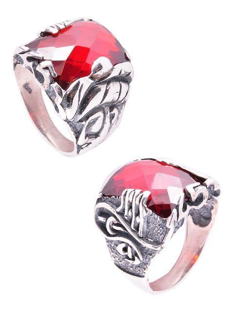 Fetih 1453 - Fatih Yüzüğü (Kırmızı)