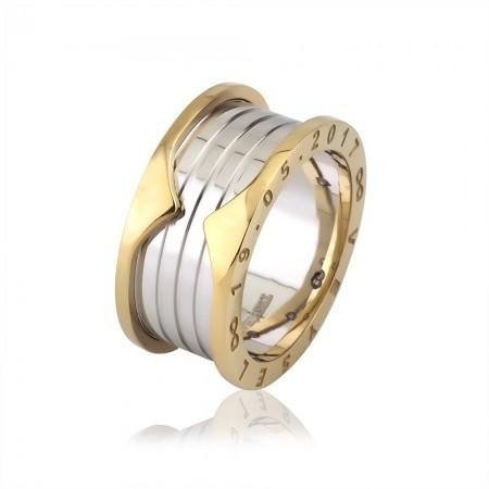 Tesbihane - Kişiye Özel İsim ve Tarih Yazılı Özel Tasarım 925 Ayar Gümüş Bayan Alyans
