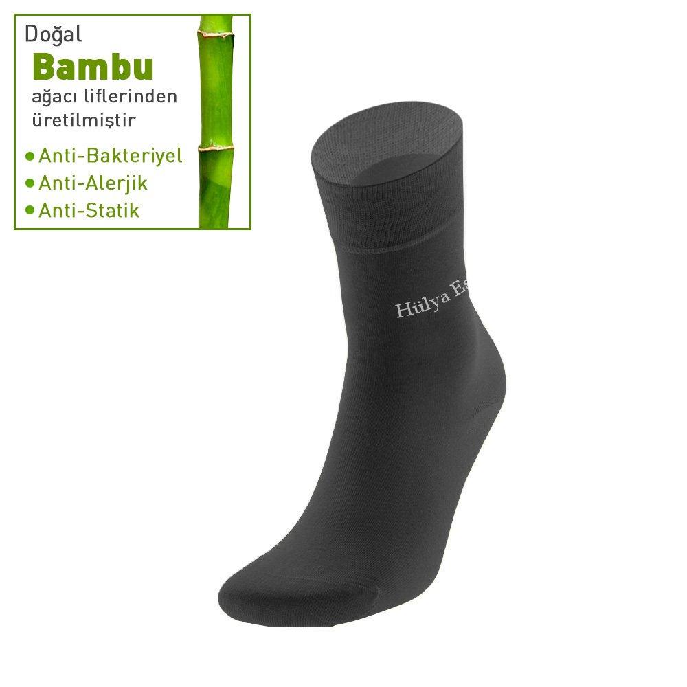 Kişiye Özel İsim Yazılı 12 li (3 renk x 4 adet) Özel Hediye Kutulu Bayan Çorap Seti