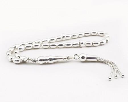 Tesbihane - Mini Boy 925 Ayar Gümüş Tesbih