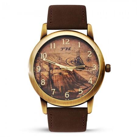 - Osmanlı Temalı Özel Model TH Kol Saati (M-4)
