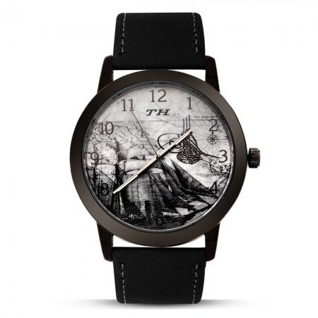 - Osmanlı Temalı Özel Model TH Kol Saati (M-3)
