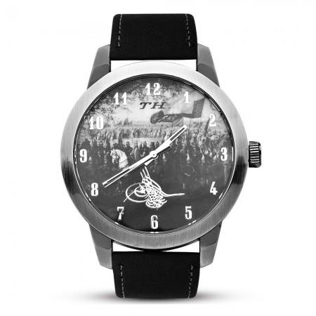 - Osmanlı Temalı Özel Model TH Kol Saati (M-2)