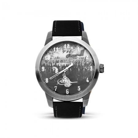 - Osmanlı Temalı Özel Model Th Kol Saati (model 2)