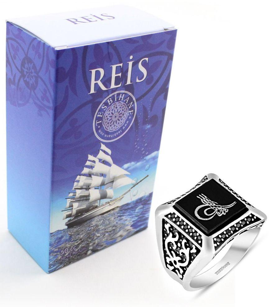 Reis Parfüm ve Yüzük Seti (EY-REISSET)