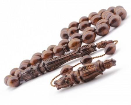 - Selamet Şeker Ustadan El Yapımı Yılan AğacıTesbih