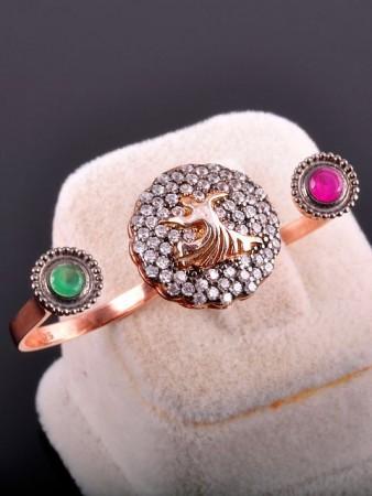 Semazenli İki Parmak Yüzüğü - Thumbnail