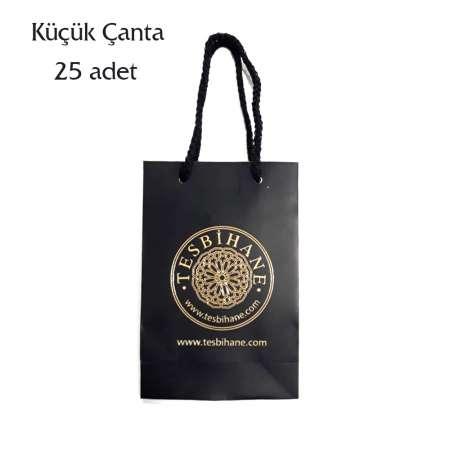 Tesbihane - Tesbihane logolu küçük çanta (1Paket)